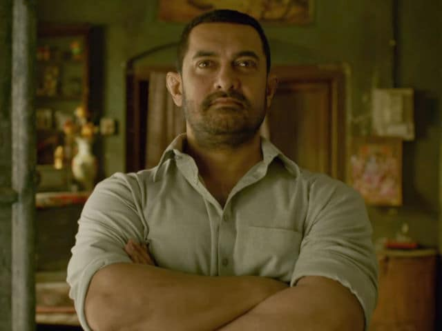 Dangal Box Office Collection Day 4: Aamir Khan's Film Collects Over Rs 130 Crore