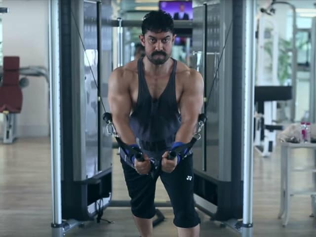 Aamir Khan On Dangal: For First Time, Took It To The Extreme