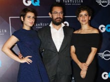 <i>Koffee  With Karan 5</i>: Please Welcome, Aamir Khan And <i>Dangal</i> Daughters