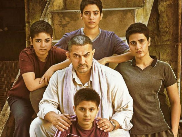Aamir Khan's Dangal Title Track Packs A Daler Mehndi Punch