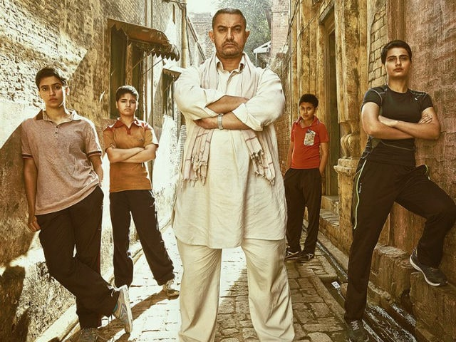 Aamir Khan's Dangal 'Very Demanding' Of Its Debutantes, Unlike QSQT
