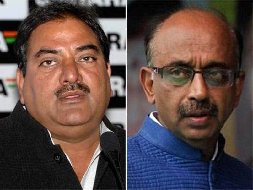 Abhay Chautala Will Quit IOA Post If Required, Takes on Vijay Goel Again