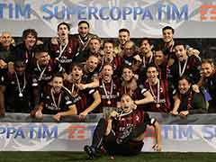 AC Milan Beat Juventus to Win Italian Super Cup