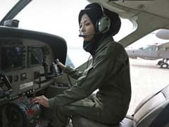 An Afghan Woman Goes From Refugee To Military Pilot