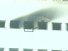 Fire On 22nd Floor Of Air India Building In Mumbai's Nariman Point Contained