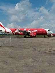 AirAsia Group's Operating Profit Halves In Third Quarter On Higher Fuel Prices