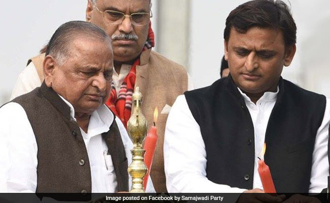 'Blessed' By Uncle Shivpal, Akhilesh Yadav To Stay Samajwadi Party Boss: 10 Facts