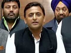 Can Prove BSP Transferred Votes To BJP In 2014: UP Chief Minister Akhilesh Yadav