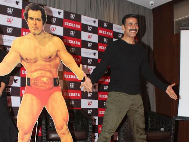 Akshay Kumar In Dara Singh's Biopic? Actor Says Need At Least 2 Years