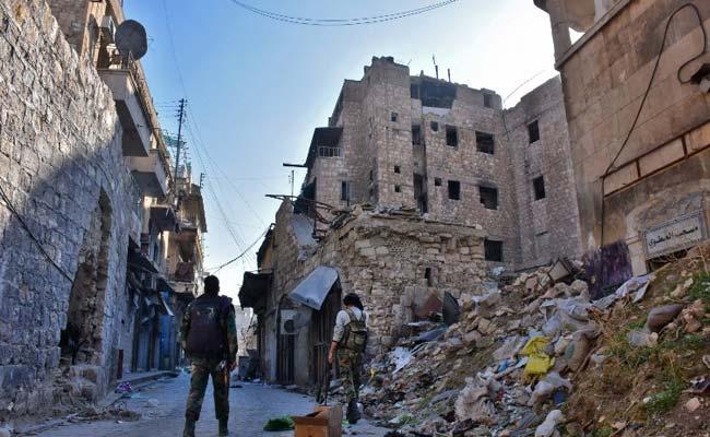 Bomb In Syria's Aleppo Kills Atleast 6: Report