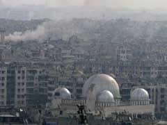 Syria, Russia Pound Rebel-Held Aleppo But Advances Halt