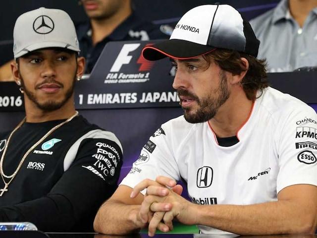 Mercedes Consider Replacing Nico Rosberg With Fernando Alonso