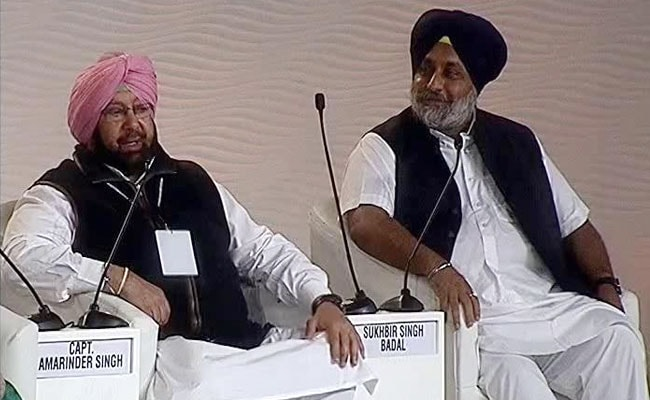 Punjab Elections 2017: The 4 Big Fights Of The State Two And A Half Chief Ministerial Candidates