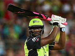 Australia's Big Bash Allow Andre Russell to Use Black Bat