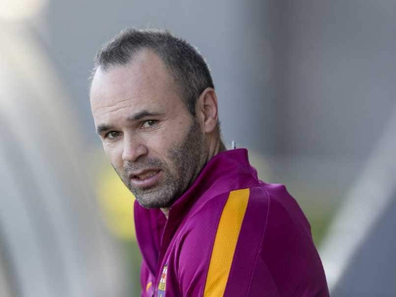 Juventus Considering Move For Barcelona Star Andres Iniesta: Reports