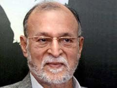 Anil Baijal Holds1st Meeting With Expert Panel Over COVID-19 Situation