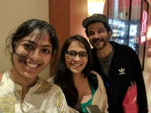 Anil Kapoor Queued Up At An ATM. Fans Clicked Selfies To Kill Time
