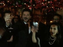 Inside Anil Kapoor's <I> Jhakaas </i> Birthday Party In London. See Pic