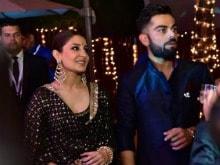 Anushka Sharma, Virat Kohli Dance At Yuvraj Singh, Hazel Keech's Wedding