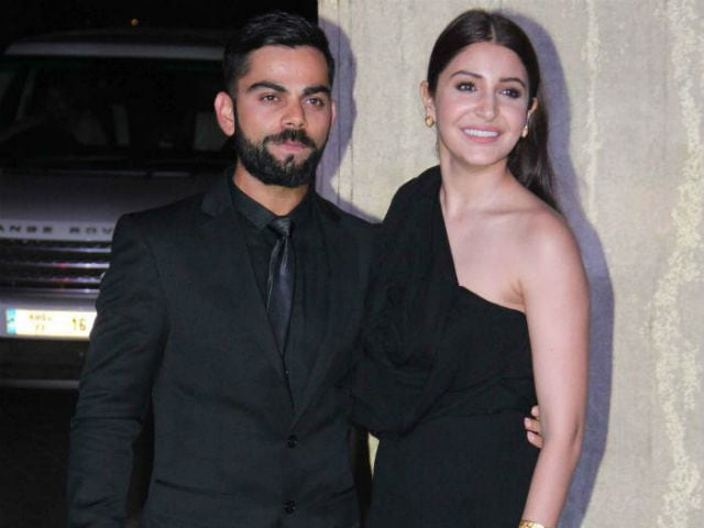 Anushka Sharma And Virat Kohli Spend Christmas Together. See Pic