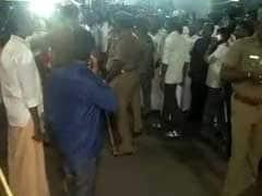 चेन्नई में अपोलो अस्पताल के बाहर भारी भीड़, सुरक्षा बेहद कड़ी की गई