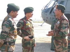 Army Chief Dalbir Suhag Visits Assam, Manipur To Review Security Situation