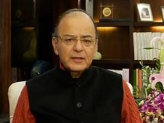 India Largely A Non Tax-Compliant Society: Arun Jaitley