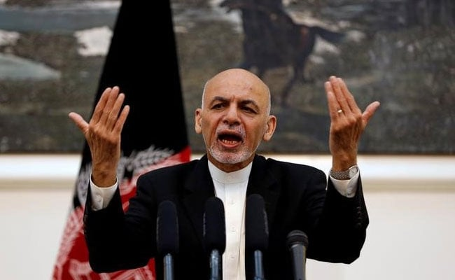 Afghan President Ghani Makes Offer To Taliban For Peace Talks