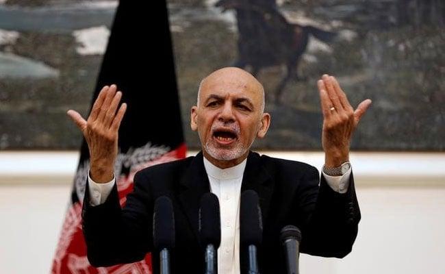 Last Chance For Peace, Afghan President Ashraf Ghani Warns Taliban