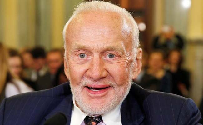 No, Buzz Aldrin Didn't See A UFO On His Way To The Moon