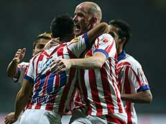 Atletico de Kolkata Rally Past Mumbai City 3-2 in First Leg of ISL Semis
