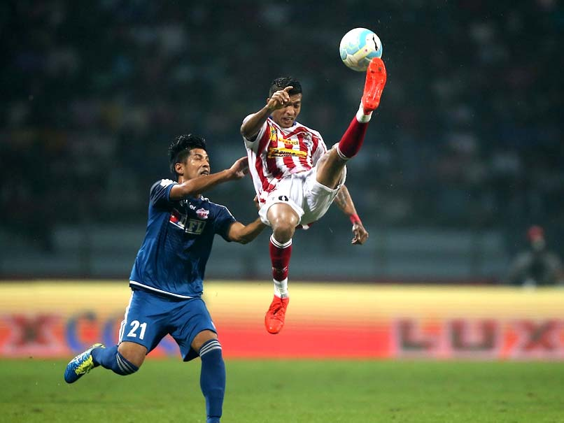 Atletico de Kolkata Play a Goal-Less Draw vs FC Pune City