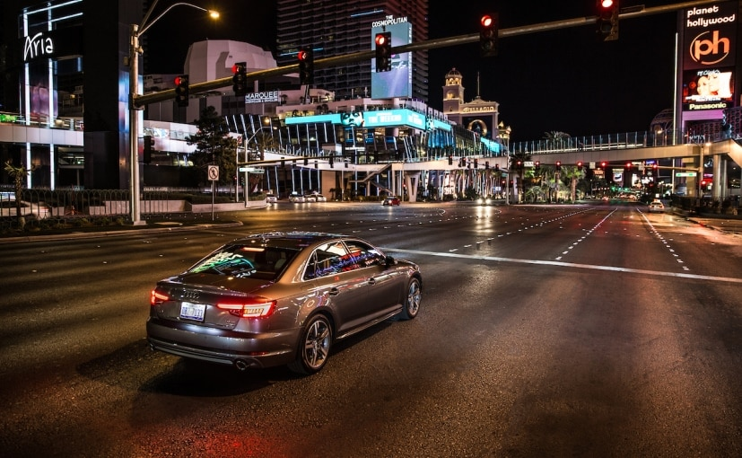 Audi Cars Will Now Communicate With Traffic Lights