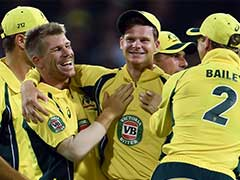 1st ODI: Steven Smith Ton Powers Australia to 68-Run Win Over New Zealand