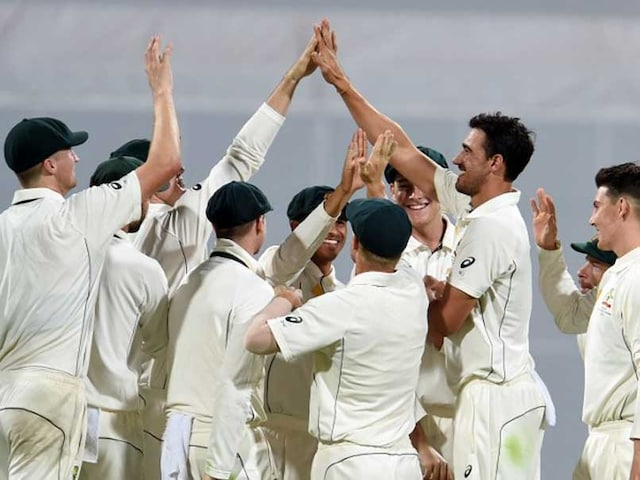 Australia Decimate Pakistan Innings to Take Charge
