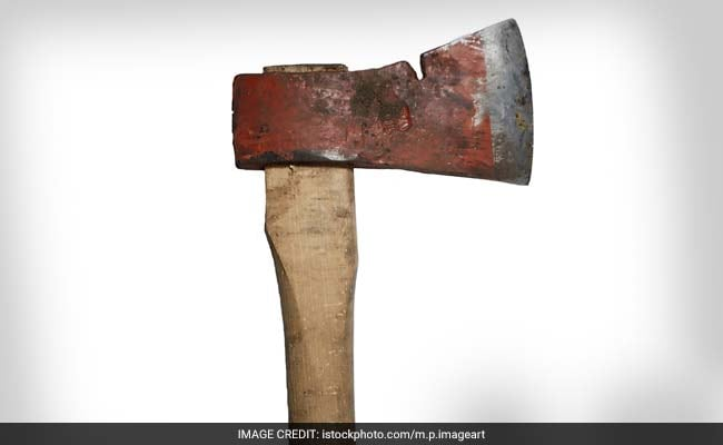 On Delhi Metro, Woman Tried To Attack Another With An Axe