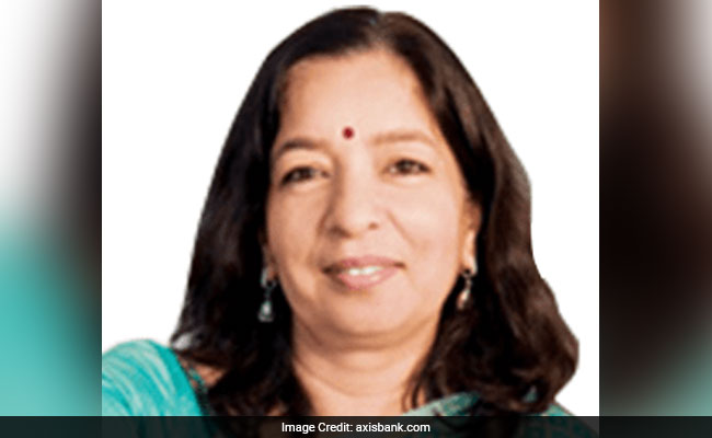 axis bank shikha sharma