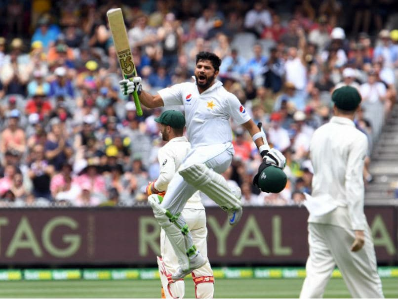 Australia vs Pakistan: Azhar Ali Smashes Unbeaten 205 to Put Visitors in Command