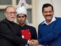 Anil Baijal Takes Oath As Delhi Lt Governor, Says Will Work Together With Elected Government
