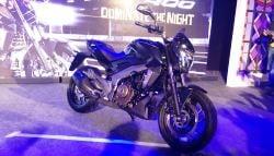 Bajaj Dominar 400 Matte Black Version Starts Arriving At Dealerships