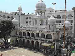 गुरु गोविंद सिंह की बाल लीलाओं का प्रतीक है पटना का 'बाललीला गुरुद्वारा'