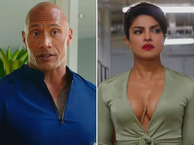 Baywatch Trailer: Dwayne Johnson, You're Funny. Spot Priyanka Chopra