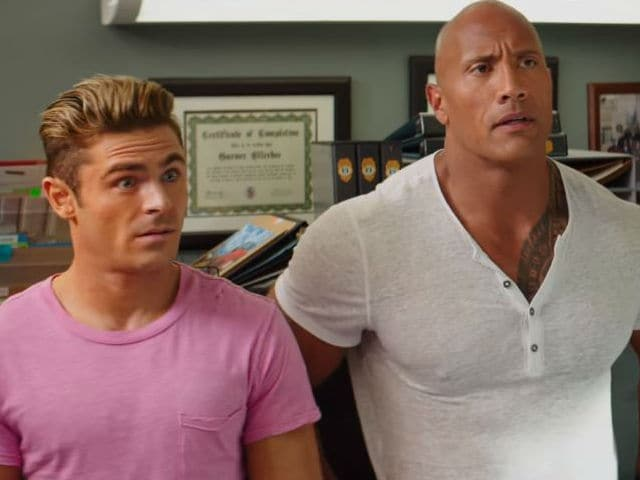 Blog: Baywatch Trailer's 'Jokes' - Really, Dwayne Johnson? Not Funny