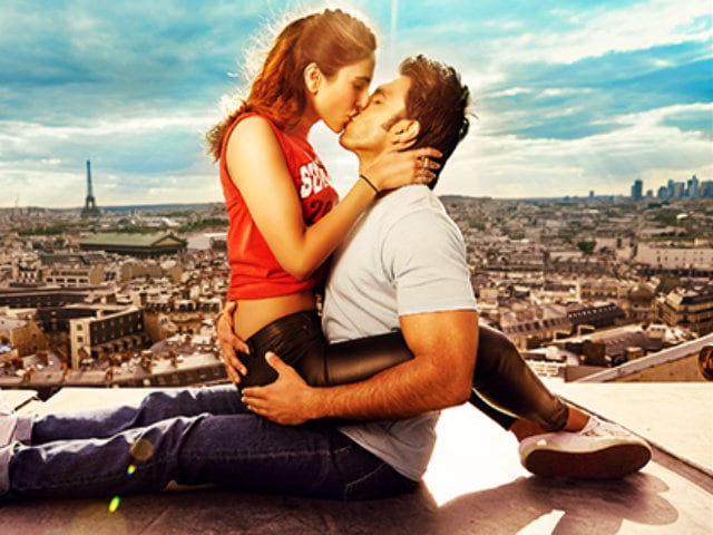 Befikre Preview: Ranveer Singh, Vaani Kapoor's Extended French Kiss