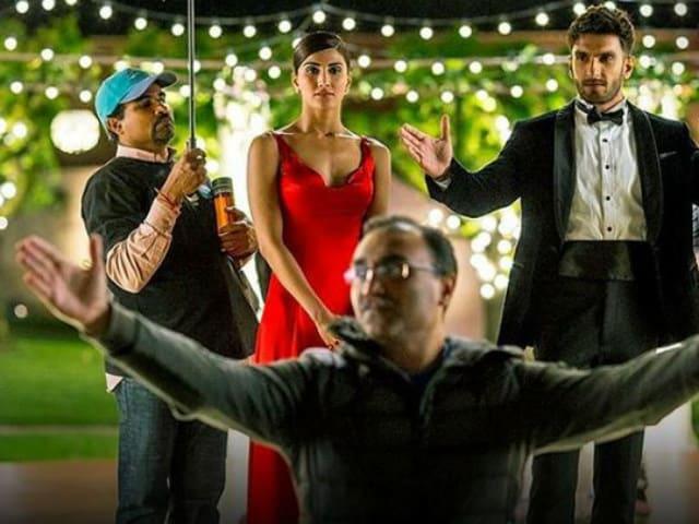 Befikre Was Written For Ranveer Singh, Says Director Aditya Chopra