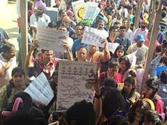 Suburban Train Network A Solution To Benagluru's Traffic Jams, Say Protesters
