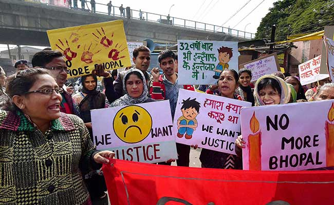 Widows Of Bhopal Gas Leak Victims To Get Rs 1,000 Additional Pension