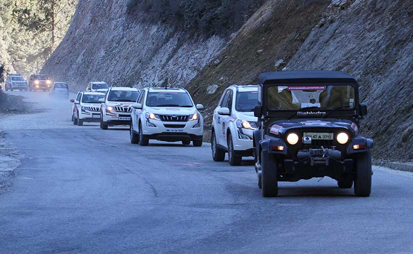 The Authentic Bhutan Expedition Convoy