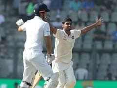 Live Cricket Score - India vs England, 4th Test, Day 1, Mumbai: Steady Start for England