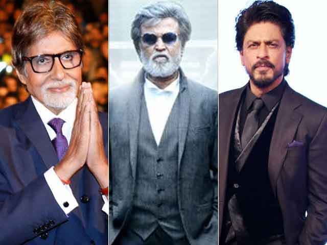 Happy Birthday, Rajinikanth, Tweet PM Modi, Amitabh Bachchan, Shah Rukh Khan